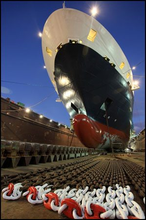 NDT on Ships