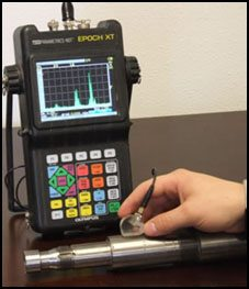 Ultrasonic Flaw Detection Testing